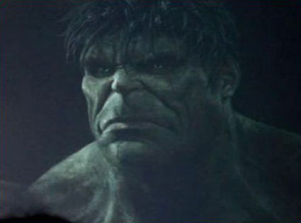 The Incrible Hulk